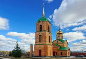 Монастырь Казанской иконы Божией Матери