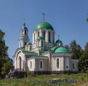 Посещение Преображенского собора