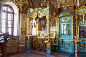 Мощи преподобного Давида Серпуховского
