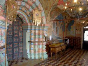 Убранство Благовещенского собора
