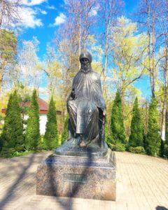 Святой преподобный Савва Сторожевский