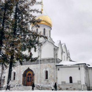Отреставрированная церковь