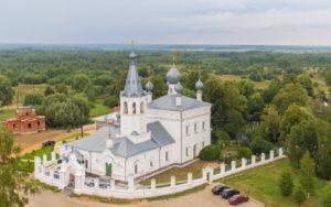 Храм святителя Иоанна Златоустаго