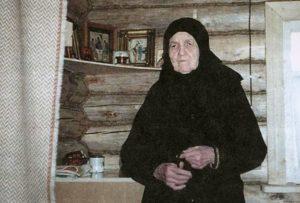Фото схимонахини Сепфоры