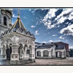 Храмы монастыря