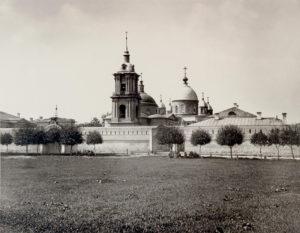 История монастыря на убогих домах