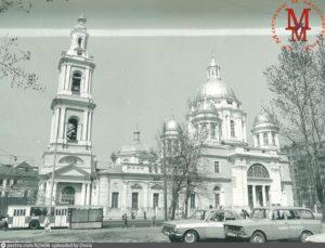 Фото собора 1988 года