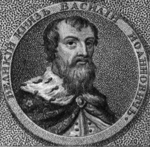 Василий III, основатель монастыря