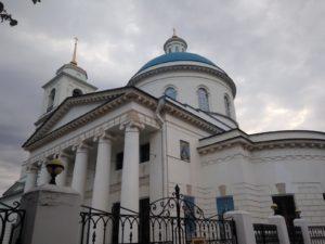 Храм в Серпухове