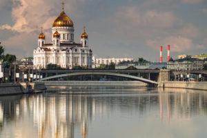 Экскурсия по храмам Москвы и святым местам