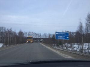 Как добраться в Дивеево на машине через Муром