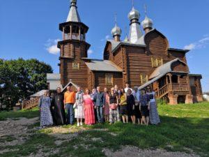 В паломничество на выходные из Москвы