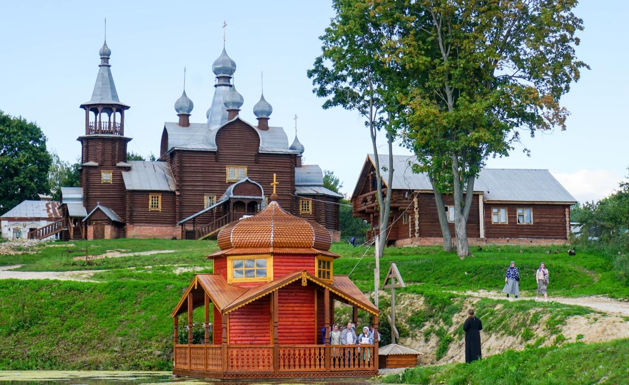 Храм в Озерском