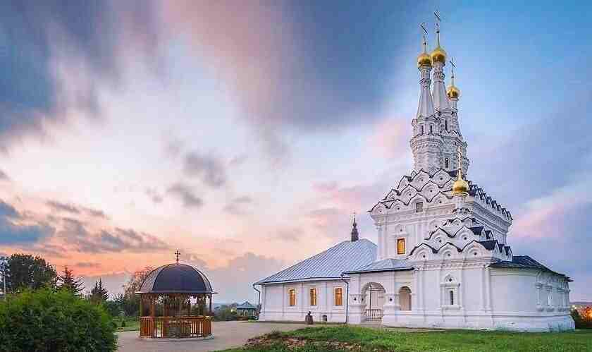 поездка в Вязьму