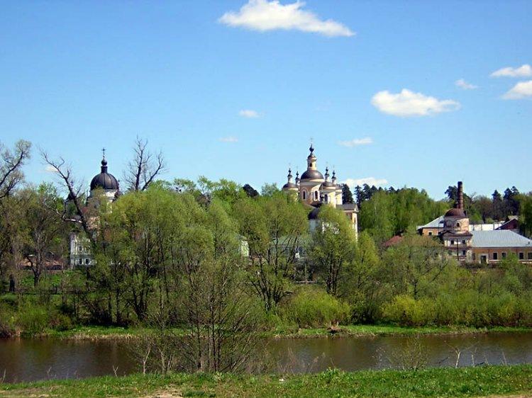 монастырь Феофана Затворника