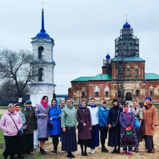 Успенский Шаровкин монастырь. 17.04.2021