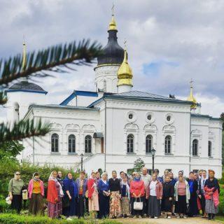 21.08.2021 Спасо-Елеазаровский женский монастырь.