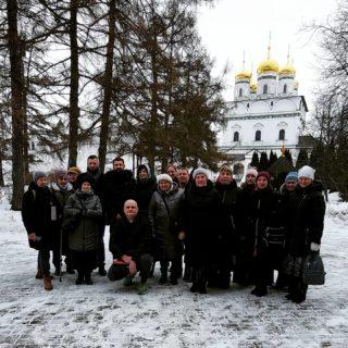 14.03.2021 Иосифо-Волоцкий монастырь