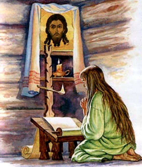 Вечерниие молитвы