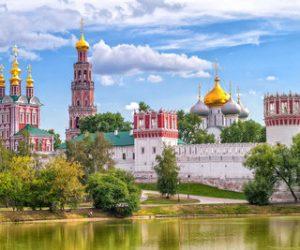 Новодевичий монастырь в Москве